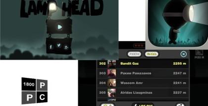 Lamphead, Oriplay Games, Windows Phone Game