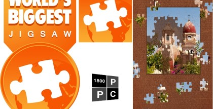 Windows phone games, appynations, worlds biggest jigsaw
