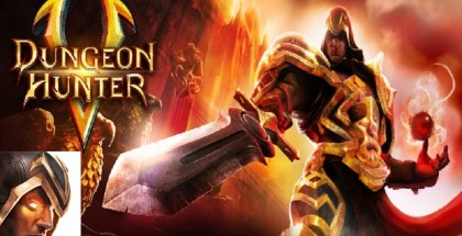 Gameloft, Dungeon Hunter 5, Windows Games
