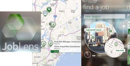 JobLens, Job search apps, find a career