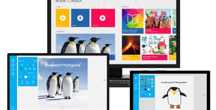Book Creator for Windows, ebooks, read digital novels