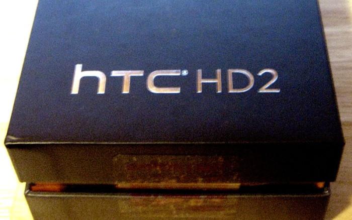 HTC HD2, HTC smartphones, Windows Mobile
