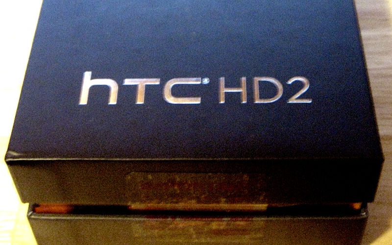 HTC HD2, HTC smartphones, Windows Mobile