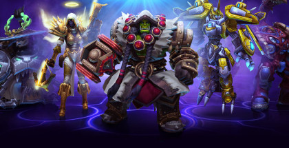 Heroes of the Storm, Blizzard PC games, Games on Windows computers