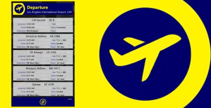 Runway Tracker, Travel apps for Windows 10