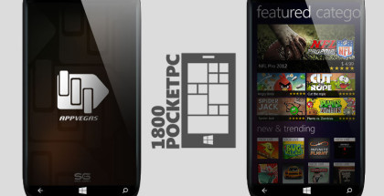 AppVegas, App discovery, Windows phone concepts