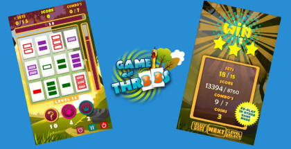Matching games, match-3 games, free mobile games
