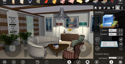 Interior design software, apps for designers, engineering apps