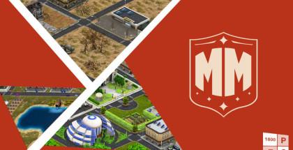Modern Mayor, games like SIM City, simulator games
