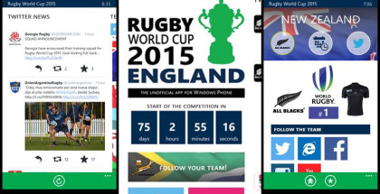 Rugby World Cup 2015 England, Rugby World Cup 2015 Schedule, Sports teams and news