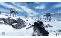 Star Wars: Battlefront closed beta screenshots show Hoth in all its 4K beauty