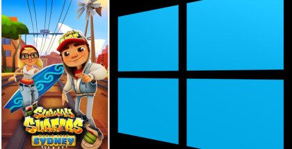 Subway Surfers Sydney, Windows phone endless runners, Temple run alternatives