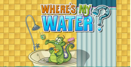 Where's My Water, Disney Interactive, Disney animated games