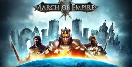 March of Empires, Gameloft games, Windows platform titles