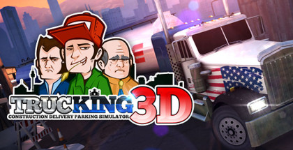 Trucking 3D, driving and racing games, truck driver apps