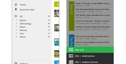 FeedLab, Feedly app for Windows Phone, News reader software