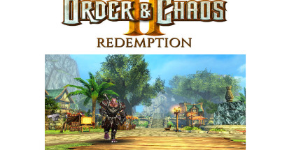 Order Chaos 2, Gameloft games, Windows 10 Mobile gaming