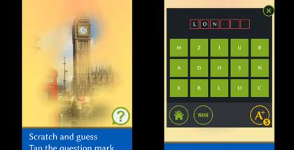 Scratch Mania, Puzzle mobile games, Trivia game
