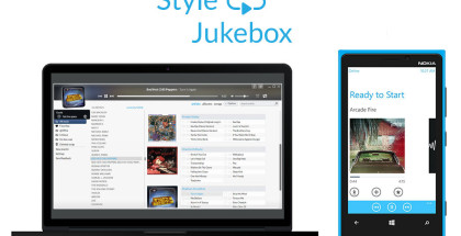 Style Jukebox, Music streaming, music services