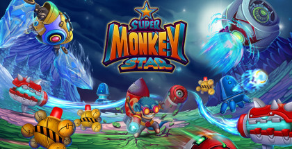 Super Monkey Star, platform gaming, Windows 10 Mobile