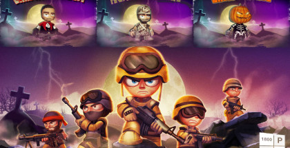 Tiny Troopers 2, Halloween themed games, video games on Windows
