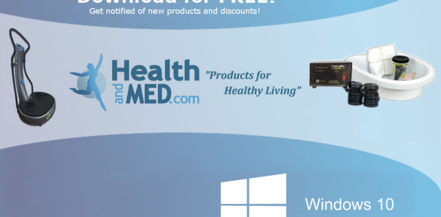 Windows 10 app for Natural Health Website HEALTHandMED Now Available